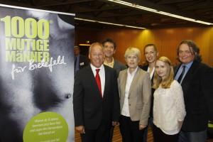 zum 800 jährigem Stadtjubiläum wurde im April 2014 der 800ste Mann zur Vorsorgespiegelung ausgezeichnet